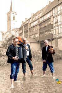 Trio Klangart in der Gera
